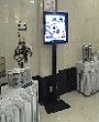"sewa standing tv plasma 65 inch, rental standing lcd tv 65"" penyewaan standing led tv, sewa tv 65 inch, rental led tv 65"""